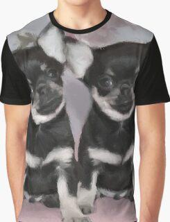 Chihuahua puppies Graphic T-Shirt