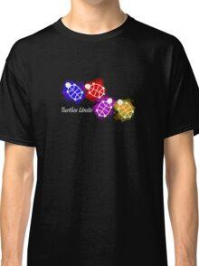 Turtles Unite - Artist Manda Classic T-Shirt