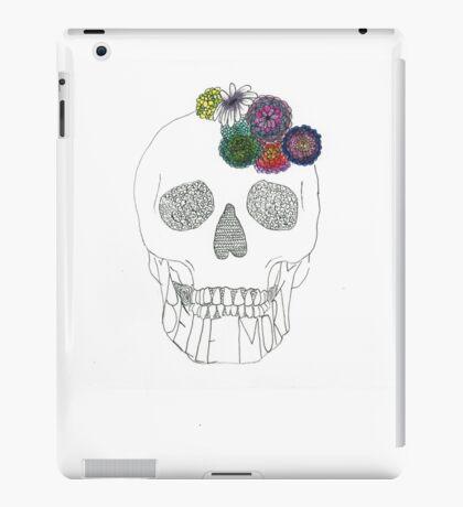 BELLE MORT iPad Case/Skin