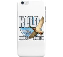 Goose Hunter iPhone Case/Skin