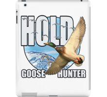 Goose Hunter iPad Case/Skin