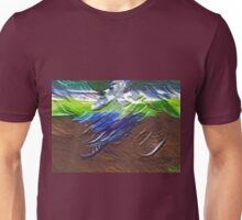 """The amazing effect of the slow speed 11  (c)(t)     with humor ! """"Kiss the cool effect"""" without digital effects with compact kodak z 1285! on 29.07.2012 Unisex T-Shirt"""