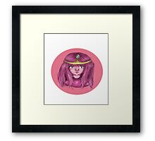 Princess Bubblegum - Adventure Time Framed Print