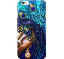 Eye of the Peacock iPhone Case/Skin