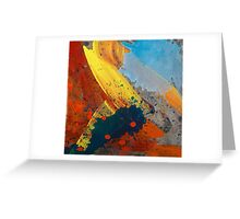 Abstract composition 223 Greeting Card