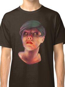 Portait of a Girl  Classic T-Shirt
