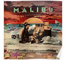 Anderson. Paak Malibu Poster