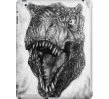King Lizard Tyrannosaurus Rex iPad Case/Skin