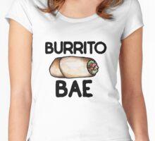 Burrito BAE Women's Fitted Scoop T-Shirt