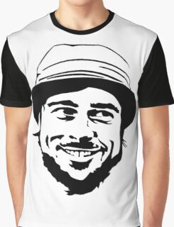 The Snatch Micky DAGS Graphic T-Shirt