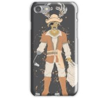 The Garbage Man iPhone Case/Skin