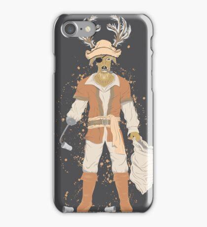 The Garbage Man iPhone Case/Skin