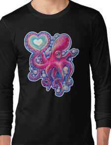 Octo Love Long Sleeve T-Shirt