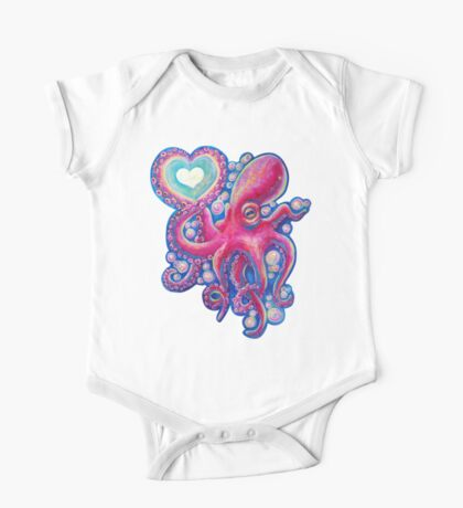 Octo Love One Piece - Short Sleeve
