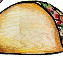 Taco tuesday Sticker