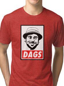 The Snatch Micky DAGS Tri-blend T-Shirt