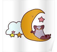 Moon Aye Aye Poster