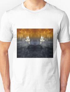 Her passage through time Unisex T-Shirt