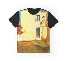 Arzachena: view square Pio XII Graphic T-Shirt