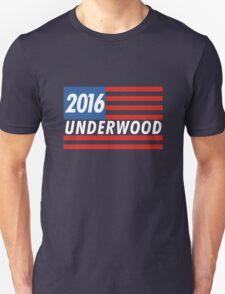 Frank Underwood Flag Unisex T-Shirt