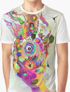 Subconscious Catacombs Graphic T-Shirt