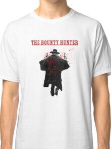 The Bounty Hunter - The Hateful Eight Classic T-Shirt