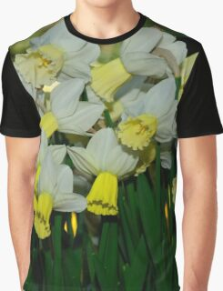 Jenny Daffodils Graphic T-Shirt