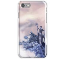 azura painting iPhone Case/Skin