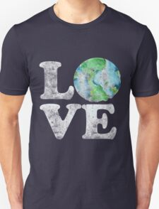 LOVE earth day T-Shirt