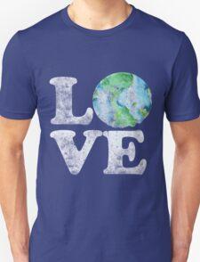 LOVE earth day T-Shirt