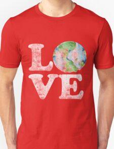 LOVE earth day Unisex T-Shirt