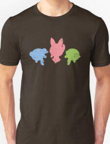 Retro Powerpuff Girls Unisex T-Shirt