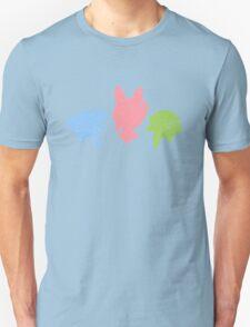 Retro Powerpuff Girls T-Shirt