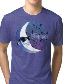 SAINT PEPSI Tri-blend T-Shirt