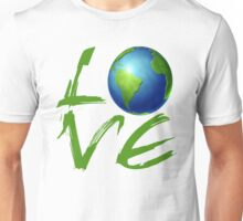 Love the Earth Unisex T-Shirt
