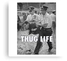 Bernie Thug Life Canvas Print