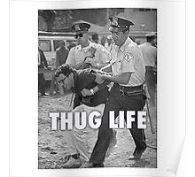 Bernie Thug Life Poster