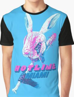 Hotline Miami Graphic T-Shirt