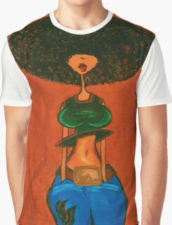 AfroCentric Graphic T-Shirt