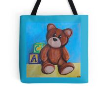 Toddler Toys Tote Bag