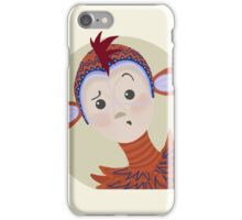 Soundsational Monkey iPhone Case/Skin