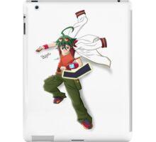 Sakaki Yuya iPad Case/Skin