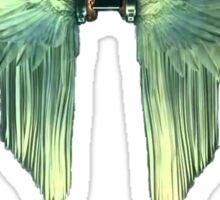 Lucifer's wings  Sticker