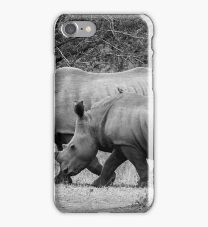 Rhinos iPhone Case/Skin
