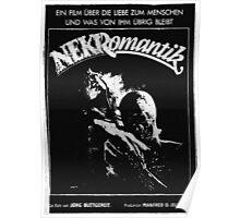 Nekromantik poster Poster