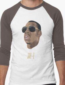 Jay Z Men's Baseball ¾ T-Shirt