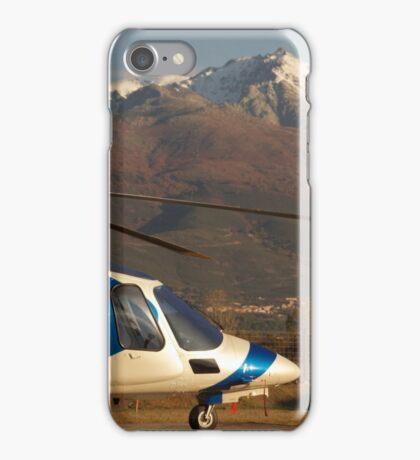 Agusta A109S iPhone Case/Skin