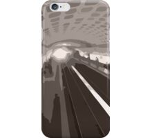 Metro abstraction iPhone Case/Skin