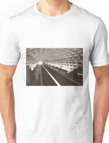 Metro abstraction Unisex T-Shirt