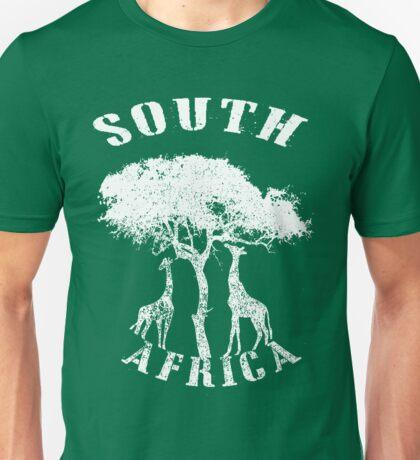 SOUTH AFRICA (GIRAFFE) Unisex T-Shirt